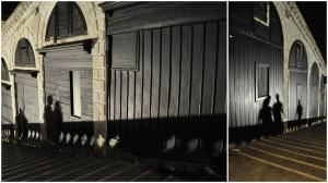 Le couloir des ombres